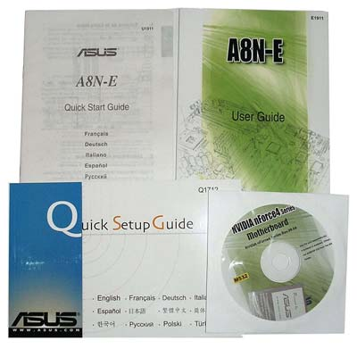 ASUS A8N-E