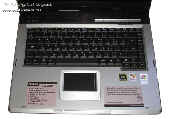 ASUS A6Km